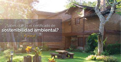Certificado de Sostenibilidad Ambiental