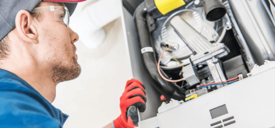 mantenimiento de calderas de gas
